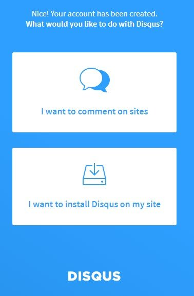 Install disqus comments question