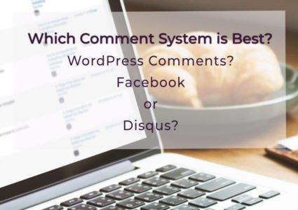 Should I use WordPress Comments or Something Else