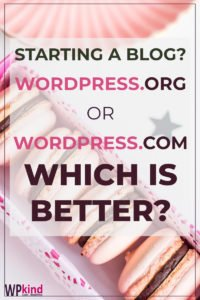 WordPress.org vs WordPress.com - Which Should I Choose?