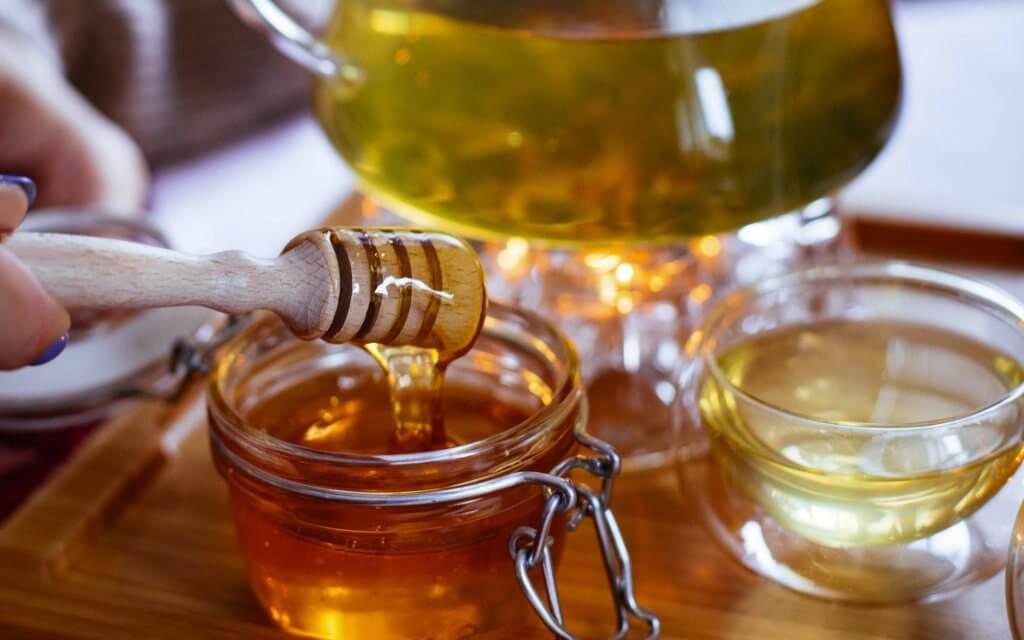 Gooey honey