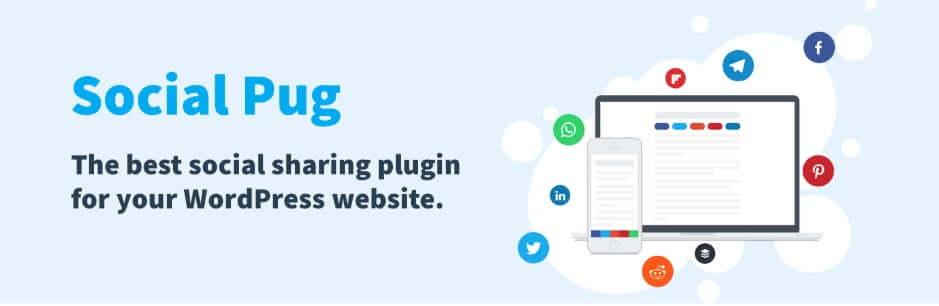 Social Pug WordPress plugin