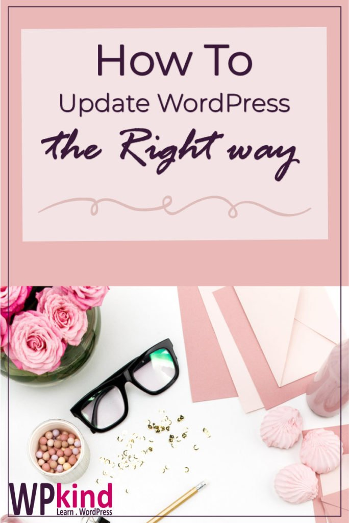 How to Update WordPress the Right Way