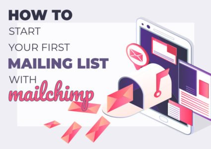 How to Start a Mailing List With MailChimp