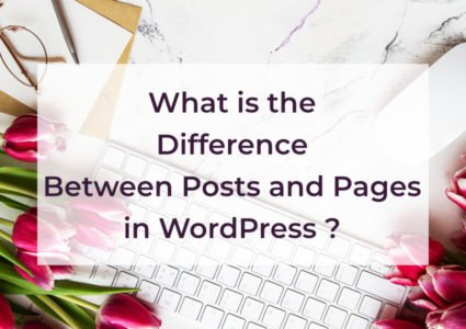 What is the Difference Between Posts and Pages in WordPress