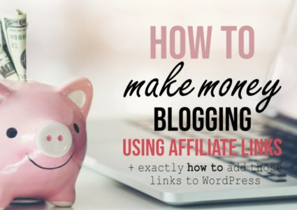 How To Add Affiliate Links To Blog Posts