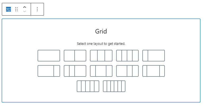 Generateblocks grid block